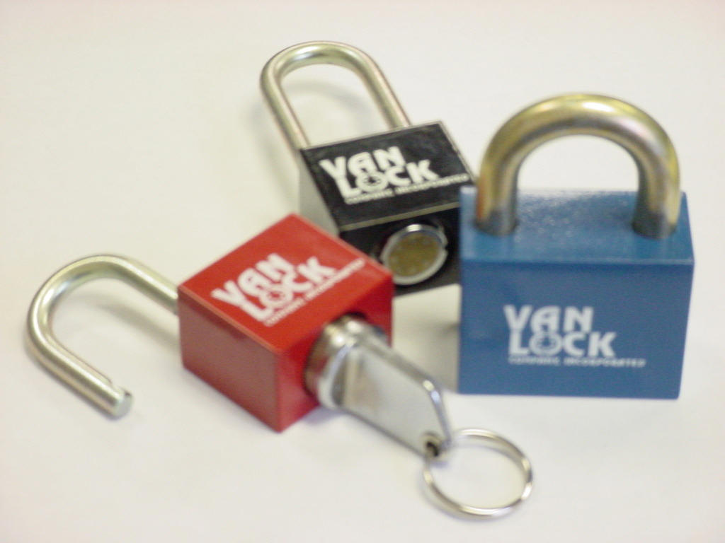 Vanlock Padlocks