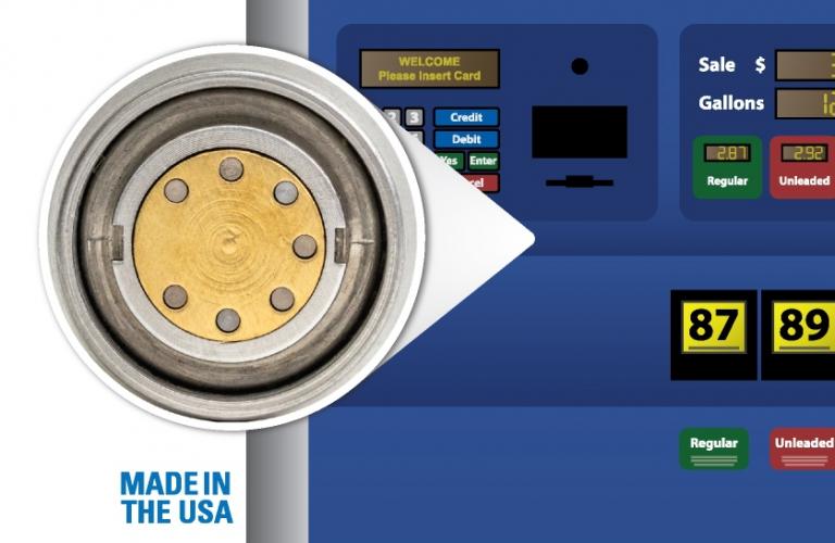 Fuel Dispenser Locks