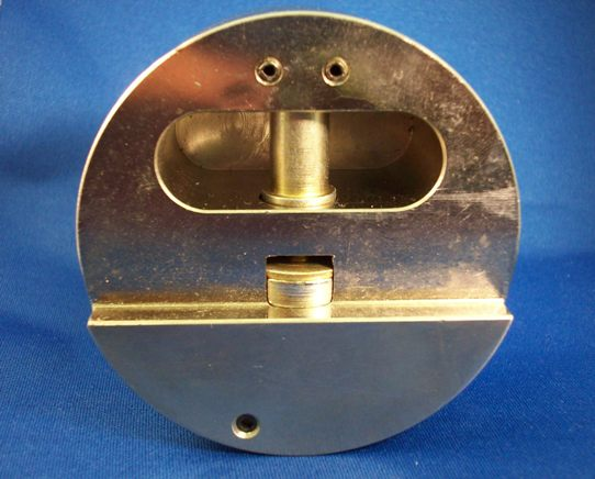 Vanlock Hockey Puck Padlocks
